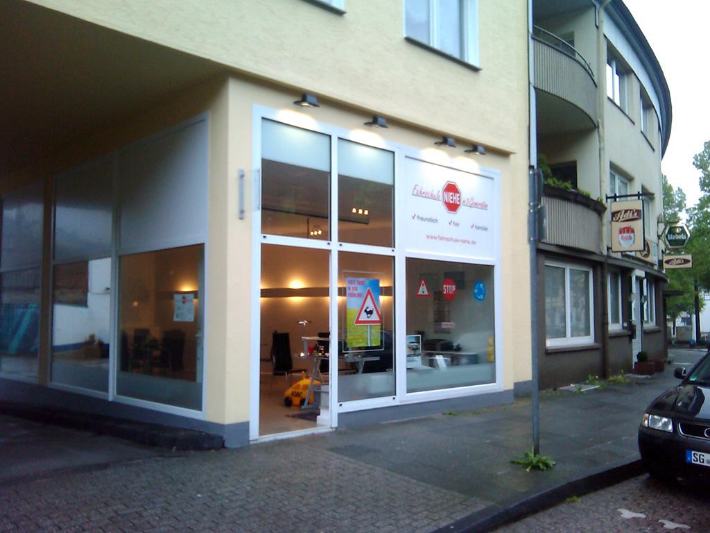 Fahrschule Niehe in Solingen